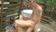 Wald army bondage - Arbeiten im wald