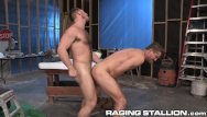 Naughty gay photos - Ragingstallion naughty contruction workers