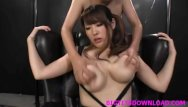 Japanese rub tits - Big tits japanese huge breasts rubbed