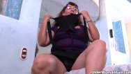 The sexual urge Latina granny maribel cant control her urge
