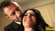 Brit pornstar wynn pictures - Bigtitted brit roughfucked before facial