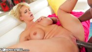 Big breasts in lexington - Ryan conner dp by 2 massive black cocks