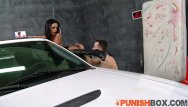 Pleasure box - Punishbox - star gets punished by her biggest