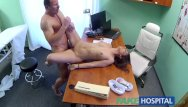 Get well to breast cancer patient - Fakehospital spanish patient gets creampied