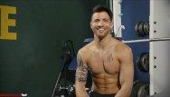 2 adult bad boy gay interview star video - Badpuppys the gym pt 2