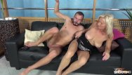 Mature backroom auditions - Milf clarisa strips and fucks for an audition