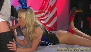 I want sexual freedom - Danejones blonde celebrates freedom to fuck