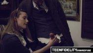 Roxanna dawson nude - Teenfidelity - schoolgirl creampied deep