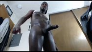 Ebony monster gay cocks Mister long and thick black 12 inch cock