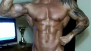 Gay live free webcam Fear the sword of muscled tattooed warrior
