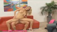 Real boobs - Nice big real boobs gets fucked and facial in