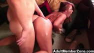 Adult member sites Adultmemberzone busty redhead shakes her