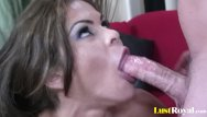 Hunter bryce milf hunter loosen up - Bouncing breasts are the best view of hunter bryce