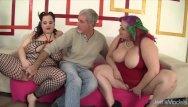 Bbws sex - Bbws eliza allure and jordan luxx share a cock