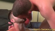 Montreal gay rentboys - Rentboy jizzes in beard
