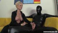 Slave handjob galleries - Granny dominates her slave
