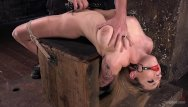 Submitted wives nude pics Dahlia sky submits to torment in punishing bondage