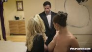 Cystal lowe nude - Sensual jane has a hot threesome with lexi lowe