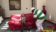 She cum mixture over his cock Fhuta she squirts all over his bbc