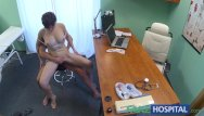 Hospital hardcore porn Fakehospital sexy aussie tourist with big tits loves doctors cum in pussy
