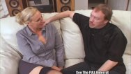Tall milf facial - Tall big tit teacher joey lynn fucks porno student