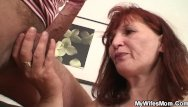 Moms anal from behind He fucks girlfriends mother from behind