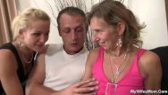 Watching daughter sex - Daughter watches husband fucking her old mom