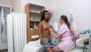 Gyno exam medical fetish - Victoria gyno exam