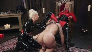 Hot latex dreams - Fanboy pussy worship dream come true