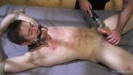 Nifty gay bondage vidios - Griffin barrows gets edged