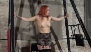Redhead escort uk Lesbian play piercing punishment and extreme amateur bdsm of dirty mary