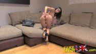 Italian pornstar footjob - Fakeagentuk cute italian takes a fruity anal fucking on the casting couch
