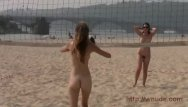 Non nude plump teens - More beach nudist video it is a non nude beach.