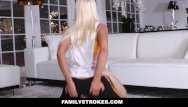 Sex after workout Familystrokes - hot step-mom fucked after workout