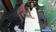 Facial scar treatments Fakehospital hot tattoo patient cured with hard cock treatment