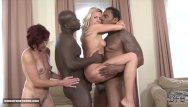 Tranny group orgy hardcore - Matures in hardcore interracial group sex facial cum