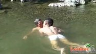 Gay swimming stories Sweet exotic twinks go for a swim and wet oral fun