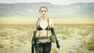 Metal gear solid porn pics Metal rear solid: the phantom peen a xxx parody - brazzers