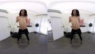 Silicone police baton dildo Realjamvr - hot swat girl shoves big baton in her pussy