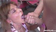 Sexy fucking barn Sexy busty granny in the barn
