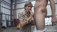 Mature hotties pics Milf hottie lady sonia stroking and sucking cock
