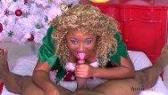 Bad ass christmas presant Giving daddy an early christmas present / nina rivera