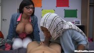 Www handjob lessons com Blowjob lessons with mia khalifa and her arab friend mk13818