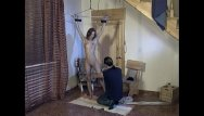 Naked girls torture - Slave girl whipped tortured and humiliated.