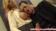 Anne guillaume sexy Sexy milf julia ann milks him on date night