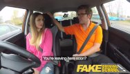 Escort series trans-am car Fake driving school a new series by the makers of fake taxi