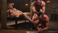 Aiden lance gay porn Dom training