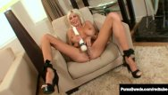 Bombshell mcgee pussy Busty swedish bombshell, puma swede plays pussy show tell
