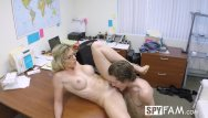 Pornstars office Spyfam step son office anal fuck with step mom cory chase at work