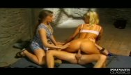 Betty page bondage vids - Betty andersson and ildiko in an anal threesome